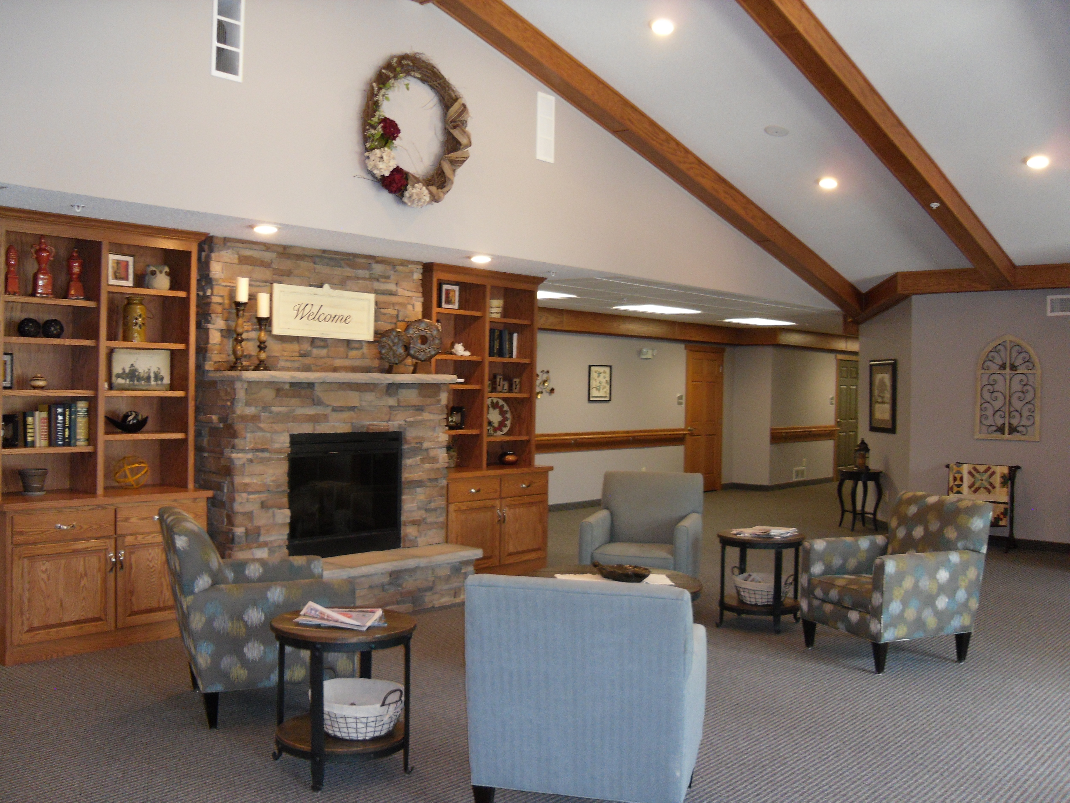 Home Front First Assisted Living, Montivideo MN